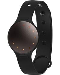 Misfit - Unisex Shine 2 Black Silicone Strap Activity Tracker 31mm S338sh2bz - Lyst