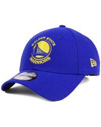 430ce364898 ... New York Yankees Cap Blue.  17. Footshop · KTZ - League 9forty  Adjustable Cap - Lyst