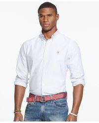 Polo Ralph Lauren - Multi-striped Oxford Shirt - Lyst