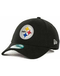 c5f695680 KTZ Pittsburgh Steelers Multi Super Bowl Champ Bucket Hat in Black ...