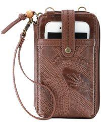 The Sak - Iris Smartphone Wristlet Wallet - Lyst