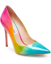 Steve Madden - Zaney Rainbow Pumps - Lyst