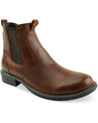 Eastland - Daily Double Side-gore Boots - Lyst