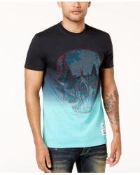 Reason - Men's Beaded Ombré T-shirt - Lyst