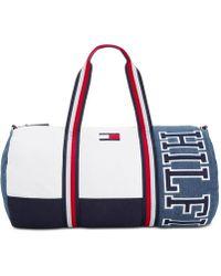 774b19ad3 Tommy Hilfiger Harrison Duffel Bag in Blue for Men - Lyst