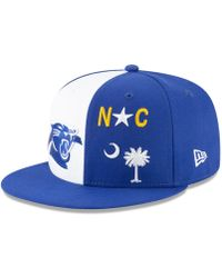 buy online 7d055 13bd5 KTZ Florida Panthers All Day 9fifty Snapback Cap in Blue for Men - Lyst