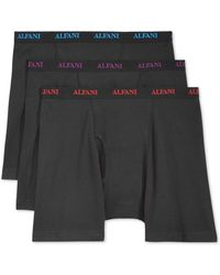 Alfani - Underwear, Big And Tall Boxer Brief 3 Pack - Lyst