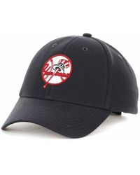 47 Brand - New York Yankees Mvp Curved Cap - Lyst