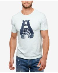 Lucky Brand - Beer Hugs Graphic T-shirt - Lyst