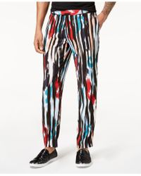 INC International Concepts - Cropped Ikat Pants, Created For Macy's - Lyst