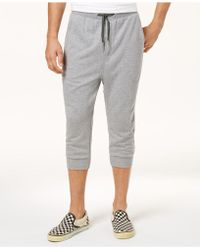 American Rag   Men's Classic-fit Cropped Joggers   Lyst