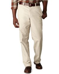Polo ralph lauren Big And Tall Military Cargo Pant in Natural for ...
