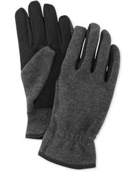 Fownes - Ur Gloves Sweater-knit Stretch-tech Palm Gloves - Lyst