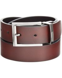Alfani - Feather-edge Reversible Belt - Lyst