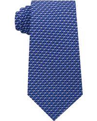 Michael Kors - Men's Interlinked Geometric Silk Tie - Lyst