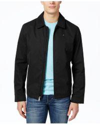 Tommy Hilfiger   Men's Lightweight Full-zip Jacket   Lyst