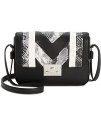 INC International Concepts - I.n.c. Averry Patchwork Crossbody, Created For Macy's - Lyst