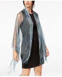 INC International Concepts - I.n.c. Space-dyed Metallic Wrap, Created For Macy's - Lyst