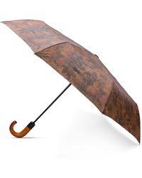 Patricia Nash Bark Leaves Magliano Umbrella - Multicolour