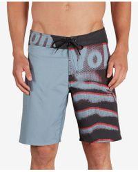 "Volcom - Liberate 19"" Board Shorts - Lyst"