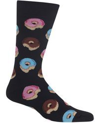 Hot Sox - Donuts Socks - Lyst