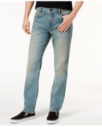 American Rag - Jackson Straight-fit Stretch Jeans, Created For Macy's - Lyst