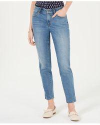Maison Jules - Boyfriend Jeans, Created For Macy's - Lyst