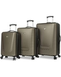 Steve Madden - Antics 3-pc. Hardside Luggage Set - Lyst