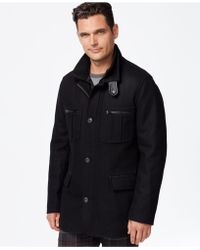 Cole Haan - Melton Jacket - Lyst