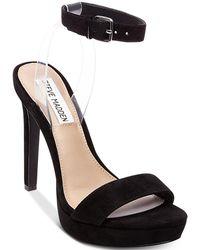 Steve Madden - Women's Casita Two-piece Dress Sandals - Lyst