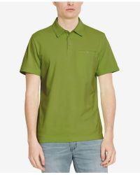 Kenneth Cole Reaction - Men's Nuts & Bolts Polo - Lyst