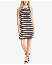 Karen Kane - Striped Pullover Dress - Lyst