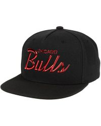sneakers for cheap 956ff 7a94c Mitchell   Ness  chicago Bulls - Top Shelf  Snapback Baseball Cap in Gray  for Men - Lyst
