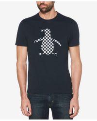 Original Penguin - Graphic-print T-shirt - Lyst