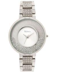 Style & Co. - Women's Silver-tone Bracelet Watch 42mm Sy017s, Only At Macy's - Lyst