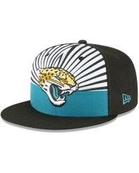 size 40 d6a0d 192c2 KTZ Jacksonville Jaguars Training Camp Official Bucket Hat in White for Men  - Lyst