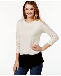 G.H.BASS - Long-sleeve Colorblocked Sweater - Lyst