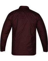 Hurley - Oakland Shirt Jacket - Lyst