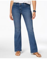 Style & Co. | Flared Jeans, Created For Macy's | Lyst