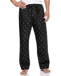 Polo Ralph Lauren - Big And Tall Men's Polo Player Pajama Pants - Lyst