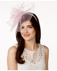 August Accessories - Wedding Party Dress Fascinator - Lyst