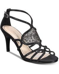 Caparros - Quantum Evening Sandals - Lyst
