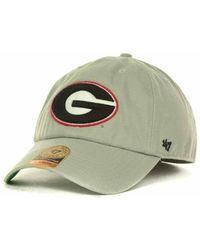 free shipping 97e77 1c8de 47 Brand - Georgia Bulldogs Franchise Cap - Lyst