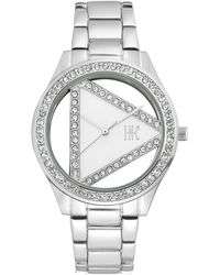 INC International Concepts - Silver-tone Bracelet Watch 38mm, Created For Macy's - Lyst