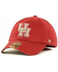 low priced 88919 02338 47 Brand - Houston Cougars Ncaa  47 Franchise Cap - Lyst