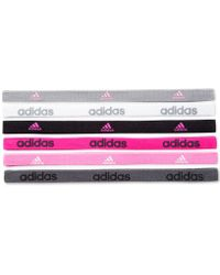 adidas Originals - Fighter Hairbands, 6 Pack - Lyst