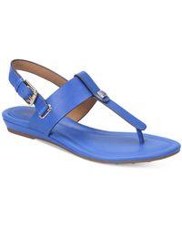 Söfft - Alexie Flat Sandals - Lyst