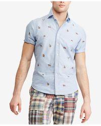 Polo Ralph Lauren - Big & Tall Classic-fit Shirt - Lyst