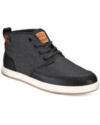 Levi's - Men's Atwater Ct Denim Sneakers - Lyst
