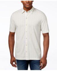 Cutter & Buck - Cutter And Buck Big And Tall Button-up Shirt - Lyst